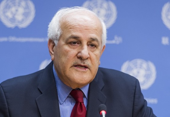 منصور في رسائل متطابقة: الاحتلال يواصل فرض القيود بحق شعبنا ومقدساته حتى في شهر رمضان