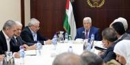 كلمة السيد الرئيس محمود عباس خلال ترأسه الاجتماع الطاريء للجنة المركزية لحركة فتح.