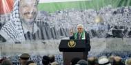 كلمة السيد الرئيس في إحياء ذكرى إستشهاد الزعيم الخالد ياسر عرفات الذي أقيم في مدينة غزة