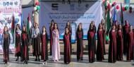 الأونروا تفتتح مدرسة بنات الرمال الاعدادية في غزة