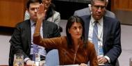 """الولايات المتحدة ...تاريخ حافل من """"الفيتو"""" ضد القضية الفلسطينية"""