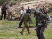 مستوطنون يرشقون مركبات المواطنين جنوب غرب بيت لحم