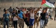استشهاد شاب متأثرا بإصابته برصاص الاحتلال وسط قطاع غزة امس