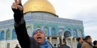 """المفتي يعلن عن تأخير صلاة العيد في """"الأقصى"""" للتصدي لاقتحامات المستوطنين"""