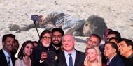 """صور:: """"سيلفي"""" نتنياهو مع ممثلين هنود ينقلب ضده ليُظهر بشاعة الاحتلال"""