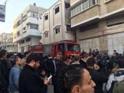 إصابة عدد من الموطنين بجروح إثر انفجار داخلي في بيت حانون