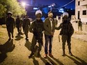 الاحتلال يعتقل 10 مواطنين من الضفة بينهم أسرى محررون وفتية