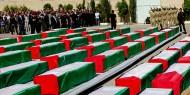 الاحتلال يحتجز 260 شهيدا في مقابر الأرقام و19 شهيدا في ثلاجاتها
