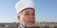 """المفتي محمد حسين: لا انتخابات بدون القدس واستثناؤها تطبيق عملي لـ""""صفقة القرن"""""""