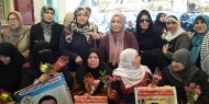 رسالة مفوضية المرأة - المحافظات الجنوبية، للمرأة الفلسطينية في يوم المرأة العالمي
