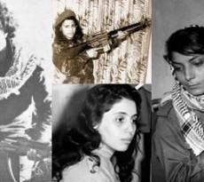 الذكرى 42 لإستشهاد المناضلة الفلسطينية دلال المغربي