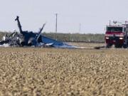 مقتل خمسة جنود أمريكيين وفرنسي وتشيكي بتحطم طائرة جنوب سيناء