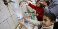 97 % من مياه غزة لا تتوافق مع معايير الصحة العالمية