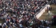 مهرجان جماهيرى حاشد (العودة و القدس )لتكريم أهالي الشهداء و الطلبة المتفوقين بخانيونس