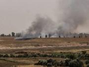 حريق يأتي على آلاف الدونمات في الأغوار الشمالية