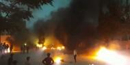أمن حماس يقتحم منزل أمين سر فتح في الشمال ونشطاء الحركة يشعلون الاطارات ويطالبون بالافراج الفوري عنه