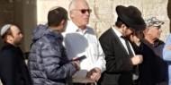 الوزير أرئيل يتقدم عشرات المستوطنين باقتحام الأقصى