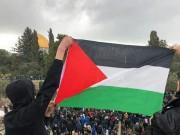 """في وقفة حاشدة في القدس.. الآلاف يهتفون """"لا انتخابات دون القدس"""""""