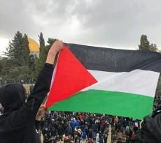 *القدس عاصمة فلسطين تنتفض... ألا نامت اعين العواصم!!!* #لا_انتخابات_بدون_القدس