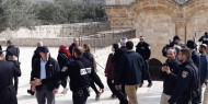 24 اقتحاما للأقصى و52 حالة منع للأذان في الإبراهيمي وهدم مسجد ومداهمة آخر في أيلول