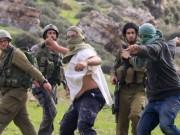 مستوطنون يهاجمون قرية عوريف جنوب نابلس