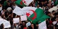 احتجاج الآلاف في الجزائر على قرارات بوتفليقة وتواصل الإضراب العام