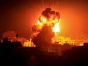 طائرات الاحتلال تستهدف موقعاً شمال قطاع غزة