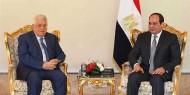 السيسي: الموقف المصري ثابت بحل الدولتين