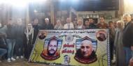 مفوضية الاسرى والمحررين بحركة فتح تقيم حفل تكريم للأسيرين عبد الرحيم وعاكف ابو هولي