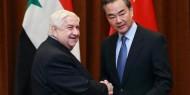 """مخاطر سورية تبعد الاستثمارات الصينية وتبدد مخاوف إسرائيل"""""""