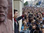 روسيا: تظاهُرة للمطالبة بترشيح معارضيْن للانتخابات