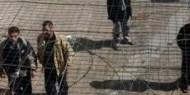 وقفة تضامنية في برقين مع الأسير خلوف المضرب عن الطعام لليوم التاسع