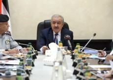 اشتية يترأس اجتماعا للمجلس الأعلى للدفاع المدني