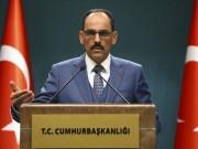 الرئاسة التركية: نرفض اعتراف واشنطن بالمستوطنات الاسرائيلية
