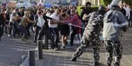 لبنان: المتظاهرون ينجحون بتعطيل جلسة برلمانية