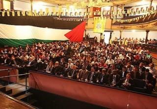 حركة فتح والسفارة الفلسطينية في فنزويلا تحيي الذكرى  الخامسة عشرلرحيل القائد الرمز ياسر عرفات