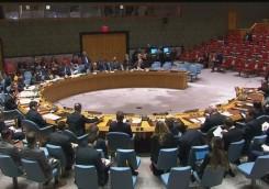 مجلس الأمن يبحث في جلسته الشهرية بشأن الشرق الأوسط إعلان أميركا حول المستوطنات
