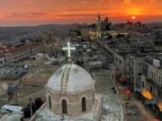 صبيح يرحب بدعوة الأساقفة زيارة الأماكن المقدسة في فلسطين