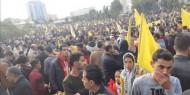 قلقيلية: مسيرة جماهيرية دعما للرئيس ووحدة الصف الوطني