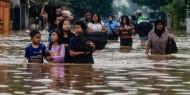 مصرع 75 شخصا جراء الفيضانات في إندونيسيا وتيمور الشرقية