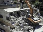 الاحتلال يرفض 98.6% من طلبات البناء الفلسطينية بالمنطقة C
