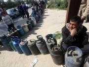 تفاقم أزمة غاز الطهى فى قطاع غزة