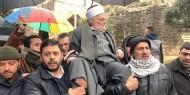 الاحتلال يوجه تهمتين للشيخ عكرمة صبري