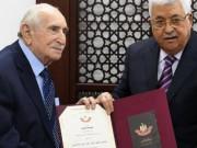 تشييع جثمان المناضل محمد زهدي النشاشيبي في عمان