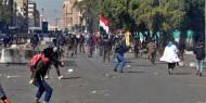 556 قتيلا في التظاهرات العراقية خلال 4 أشهر