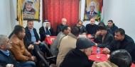 إقليم وسط خانيونس يعقد لقاءاً مع القوى الوطنية والإسلامية لمواجهة صفقة القرن