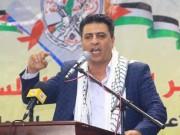 نصر : اعتقال محافظ العاصمة عدنان غيث لن يثني القيادة عن خوض معركة الانعتاق عن الاحتلال