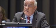 منصور: لا يجب التعامل مع ما يحدث في القدس على أنه أمر واقع من الصعب تفاديه