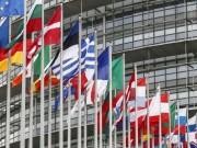 وزراء خارجية الاتحاد الأوروبي يناقشون عملية السلام في الشرق الاوسط