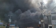 صدمة وألم مخيم النصيرات .. 10 مواطنين ارتقوا شهداء و60 اصابة ..